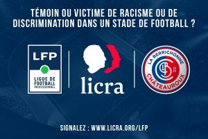 Ensemble, contre le racisme...