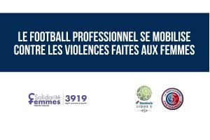Le football professionnel se mobilise