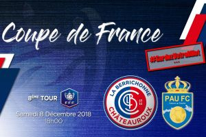 Coupe de France 8ème Tour