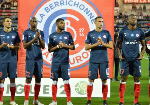 BERRICHONNE 2 - 0 AS BEZIERS