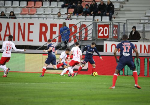 AS NANCY LORRAINE 0 - 1 BERRICHONNE