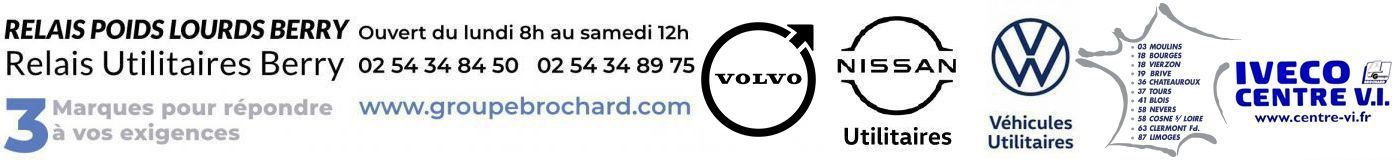 Volvo groupe Brochard